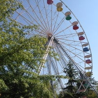 Photo taken at Knoebels Amusement Resort by Allen H. on 8/31/2012