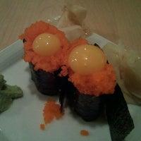 Photo taken at Sushi Sasa by Katja R. on 4/7/2012