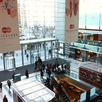 Photo taken at The Shops at Columbus Circle by insun k. on 3/6/2012