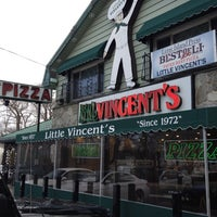 Photo taken at Little Vincent's Pizza by Shawn C. on 2/18/2012