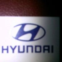 Photo taken at Streetsville Hyundai by Paulette F. on 5/25/2012