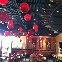 Photo taken at RA Sushi Bar Restaurant by Felicita F. on 2/28/2012