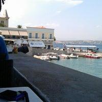 Photo taken at Roussos by Eleni C. on 8/10/2012