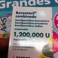 Photo taken at Farmacia San Pablo by Jaime R. on 2/29/2012