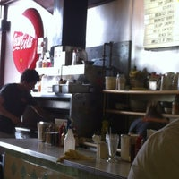 Photo taken at Galaxie Diner by Tom v. on 6/13/2012