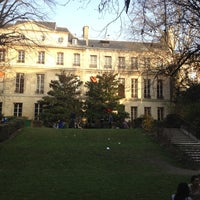 Photo taken at Sciences Po by Victoria🍦 on 3/23/2012