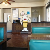 Photo taken at Fosters Freeze by Jason T. on 5/6/2012