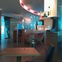 Photo taken at Millenium Lounge by Emre B. on 7/16/2012
