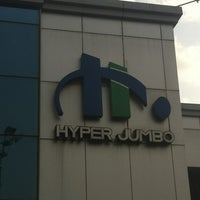 Photo taken at C.C. Hyper Jumbo by Ramón B. on 2/28/2012