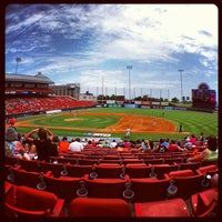 Photo taken at Coca-Cola Field by Boris on 5/27/2012