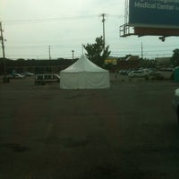 Photo taken at Big fireworks Tent by Paul S. on 7/1/2012
