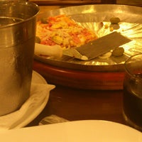 Photo taken at Varanda Restaurante e Pizzaria by Jadson S. on 7/30/2012