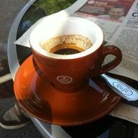 Photo taken at Café Vito by Geneviève S. on 7/29/2012