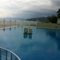 9/8/2012 tarihinde Arda A.ziyaretçi tarafından Hotel New Jasmin'de çekilen fotoğraf