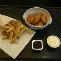 Photo taken at Mr. Chicken by Kasa on 7/17/2012