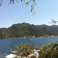 7/1/2012 tarihinde fishka 7.ziyaretçi tarafından Nirvana Beach Club'de çekilen fotoğraf