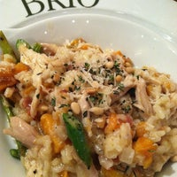 Photo taken at Brio Tuscan Grille by Mary M. on 6/14/2012