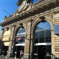 Photo taken at Gare SNCF de Toulon by Driss A. on 8/10/2012