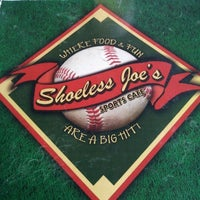 Photo taken at Shoeless Joe's by Jenn G. on 5/13/2012