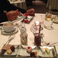 Photo taken at Restaurant Guy Savoy by Marisa P. on 6/4/2012