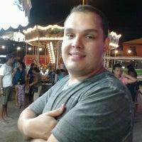 Photo taken at Parque cascadura by Samanta F. on 7/1/2012