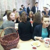 "Photo taken at Буфет ліцею ""Поділ"" by Костя Д. on 4/13/2012"