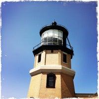 Photo taken at Split Rock Lighthouse by Shawn A. on 7/12/2012