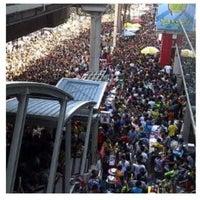 Photo taken at Silom Road by Piak P. on 4/13/2012