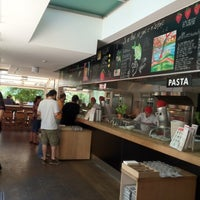 7/7/2012 tarihinde Hüseyin G.ziyaretçi tarafından Vapiano'de çekilen fotoğraf