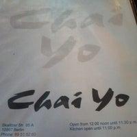 Das Foto wurde bei Chai Yo von Priscila R. am 8/25/2012 aufgenommen
