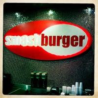 Photo taken at Smashburger by Randy B. on 2/14/2012