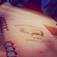 Photo prise au Prohibition Pig par Steven B. le7/18/2012