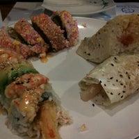 Photo taken at Joe's Sushi by Jeanine Y. on 2/19/2012