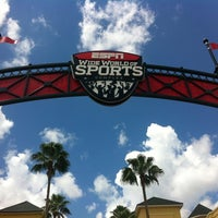 Photo taken at ESPN Wide World of Sports Complex by Kyle S. on 9/5/2012