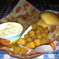 Photo taken at Dickey's BBQ Pit by Frozen T. on 8/3/2012