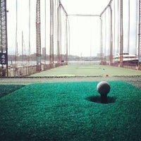 Photo taken at The Golf Club at Chelsea Piers by Matt G. on 9/4/2012