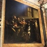 Photo taken at Chiesa di San Luigi dei Francesi by Silverio P. on 4/7/2012