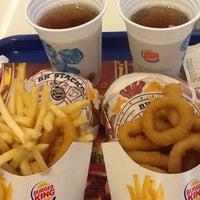 Photo taken at Burger King by Schayana M. on 7/8/2012