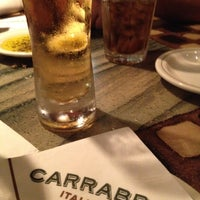 Photo taken at Carrabba's Italian Grill by Martin M. on 5/21/2012