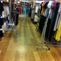 Photo taken at ユニクロ 東淀川店 by Kenji H. on 6/11/2012