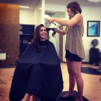 Photo taken at Bob Steele Salon by Ashlea L. on 5/26/2012