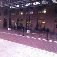 Photo taken at Amtrak Station - Lynchburg, VA (LYH) by Jim S. on 6/4/2012