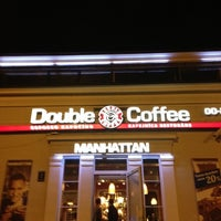 Photo taken at Manhattan Double Coffee by Michael Z. on 8/19/2012
