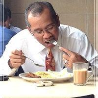Photo taken at Restoran Latif Ibrahim by n .. on 5/9/2012