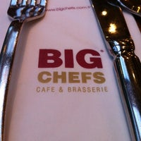 Photo taken at Big Chefs by Hüseyin T. on 4/29/2012