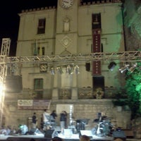 Photo taken at Piazza del Popolo by Francesco F. on 8/15/2012