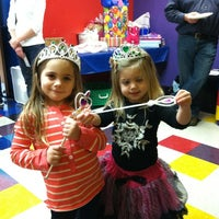 Photo taken at Pump It Up by Nicole D. on 2/26/2012