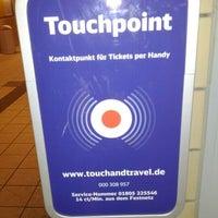 Photo taken at Gütersloh Hauptbahnhof by Weste® ba® key J. on 2/19/2012