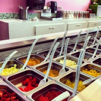 Photo taken at SweetFrog by Brambleton B. on 7/7/2012
