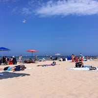 Photo taken at Silver Beach by Chris E. on 7/7/2012